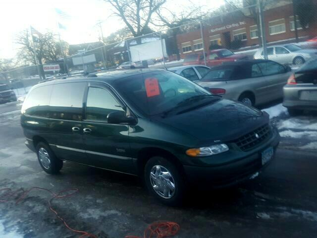 1999 Plymouth Grand Voyager Expresso