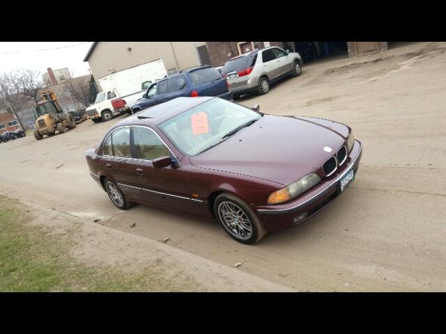 1998 BMW 5-Series 528i