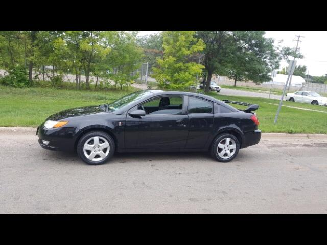2007 Saturn ION 3 Quad Coupe Manual