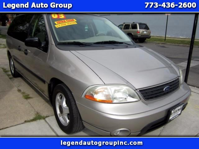 2003 Ford Windstar LX Deluxe