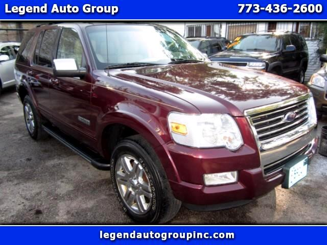 2006 Ford Explorer Limited 4.6L 4WD