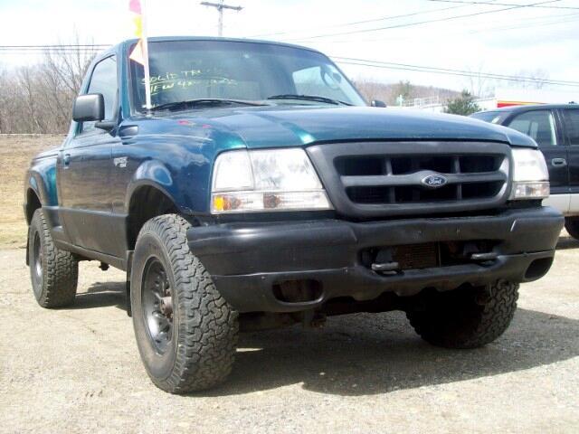 1998 Ford Ranger XL Reg. Cab Short Bed 4WD