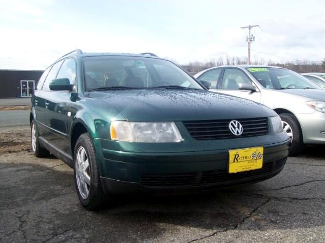 2000 Volkswagen Passat Wagon GLS V6