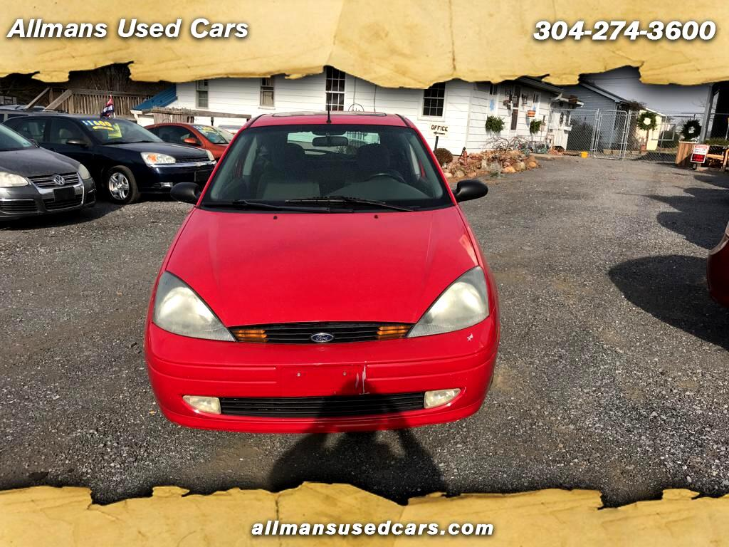 2003 Ford Focus ZX3 S