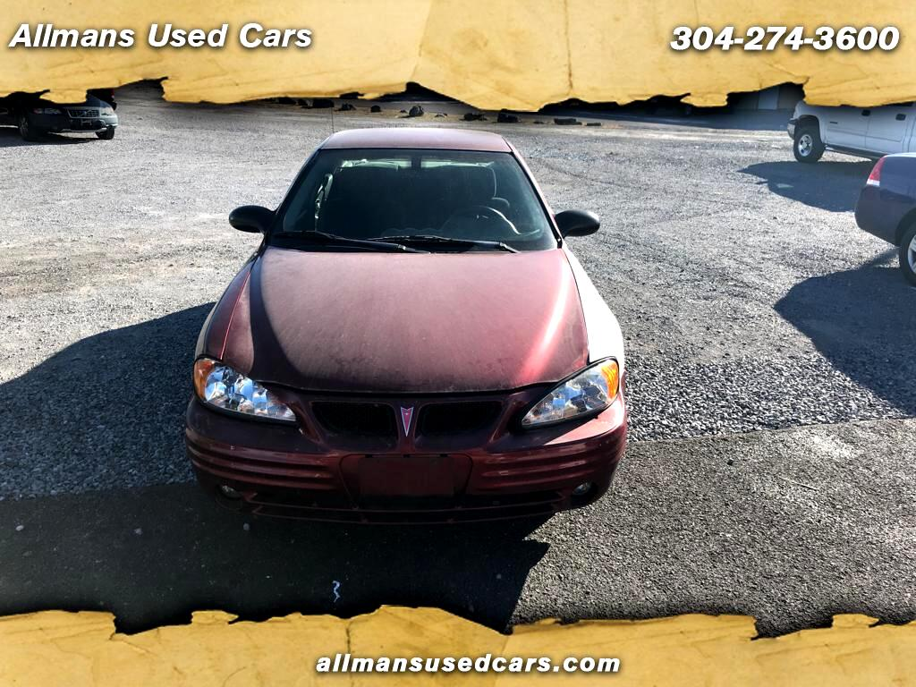 2002 Pontiac Grand Am Base