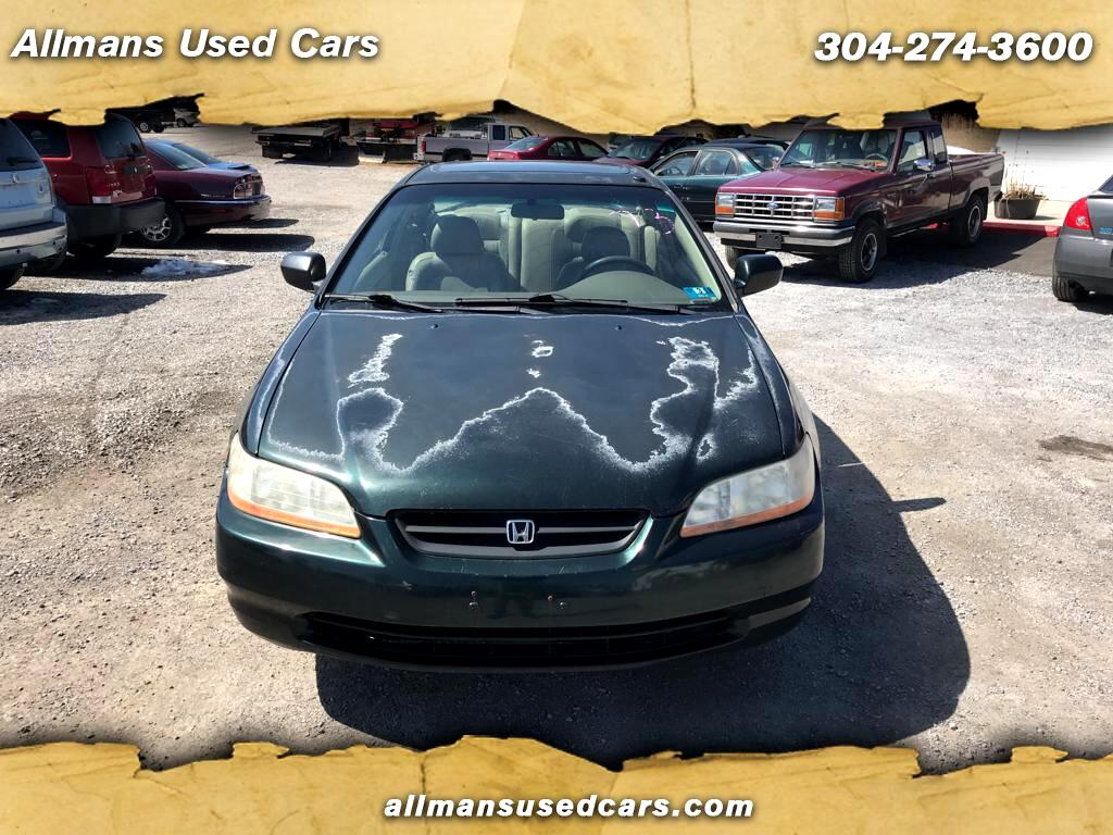 2000 Honda Accord EX coupe