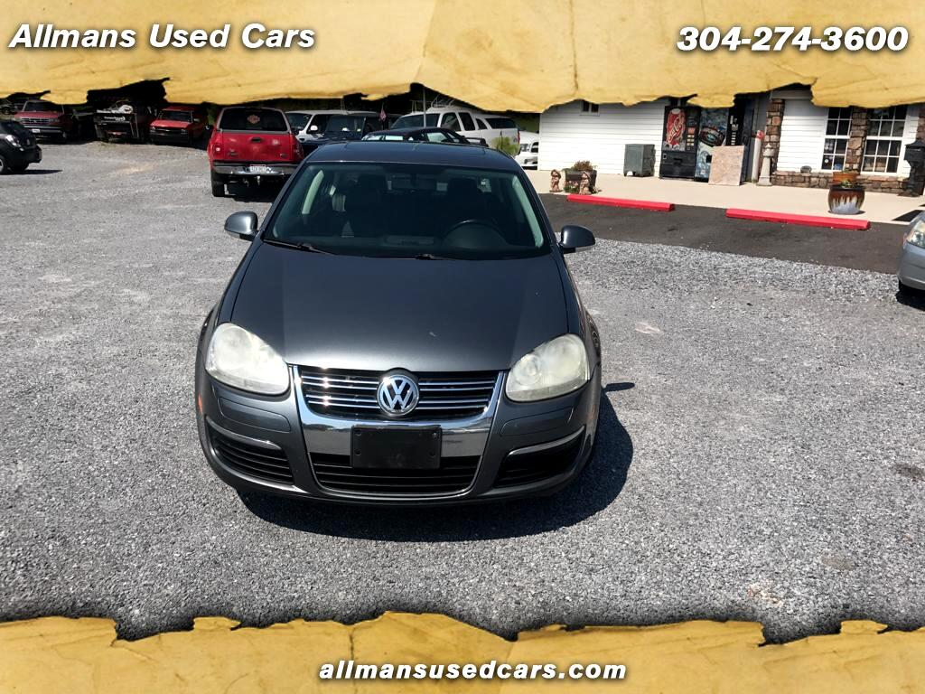 2008 Volkswagen Jetta 2.5L Leather