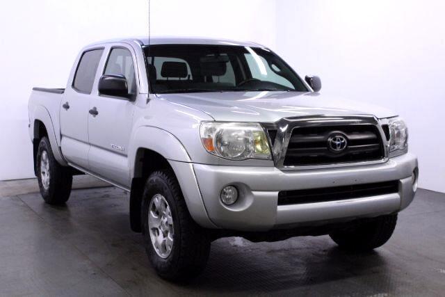 2008 Toyota Tacoma Double Cab V6 4WD