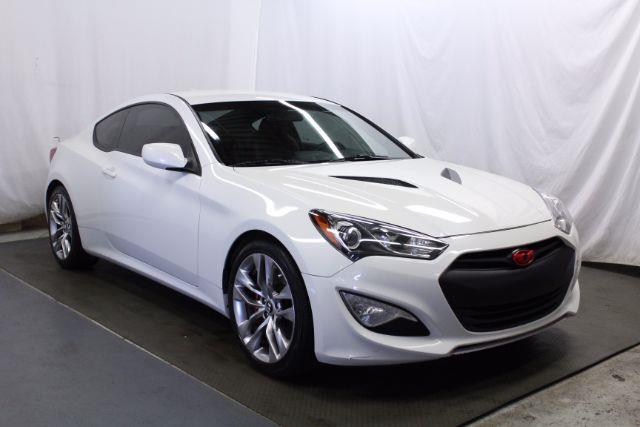 2013 Hyundai Genesis Coupe 3.8 R-Spec Manual