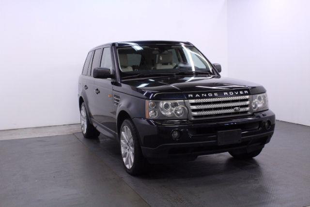 2007 Land Rover Range Rover Sport Supercharged