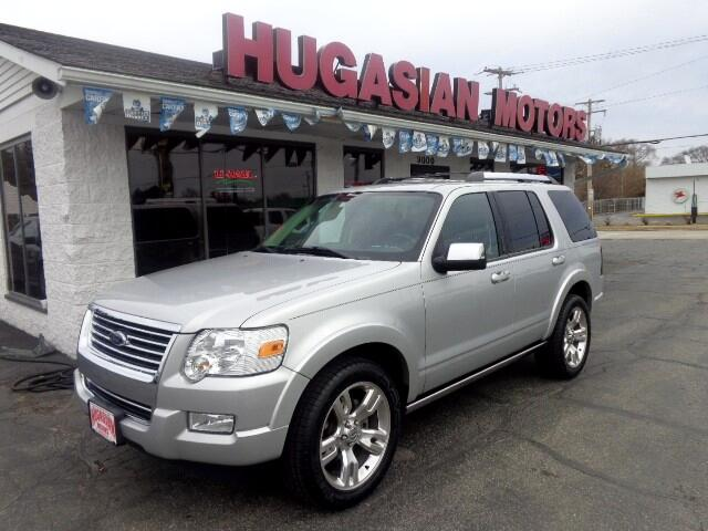 2010 Ford Explorer Limited 4.0L AWD