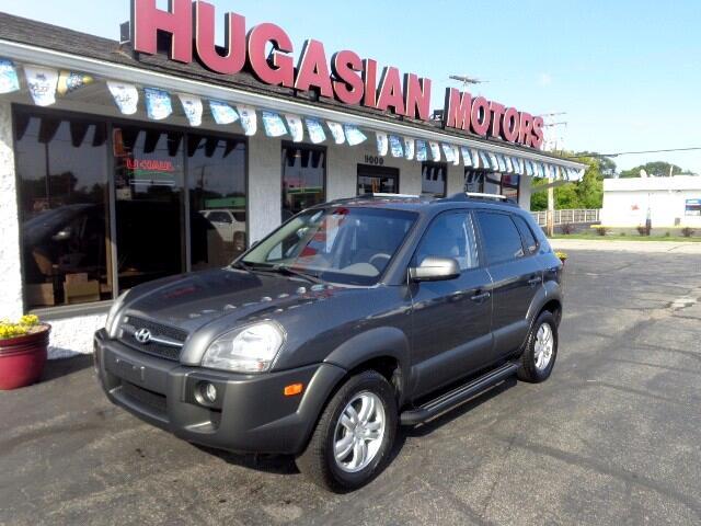 2008 Hyundai Tucson SE 2.7 4WD