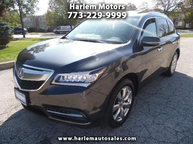 2015 Acura MDX SH-AWD 6-Spd AT w/Advance Package