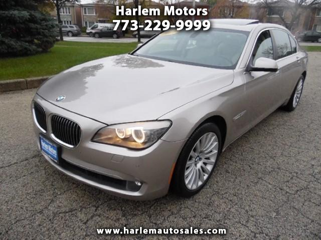 2011 BMW 7-Series LXI