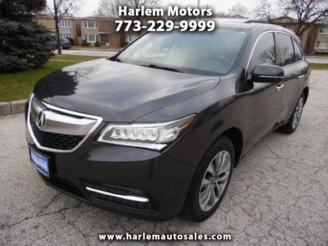 2015 Acura MDX TECHNOLOGY