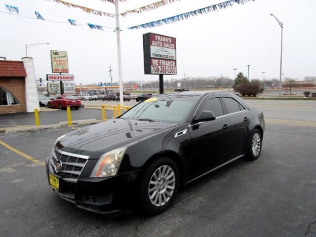 2011 Cadillac CTS 3.0L Base