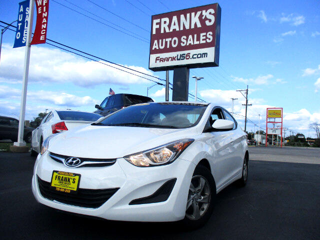 Used 2014 Hyundai Elantra For Sale In South Holland Il