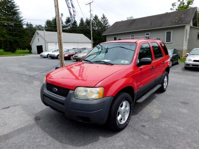 2001 Ford Escape XLS 2WD