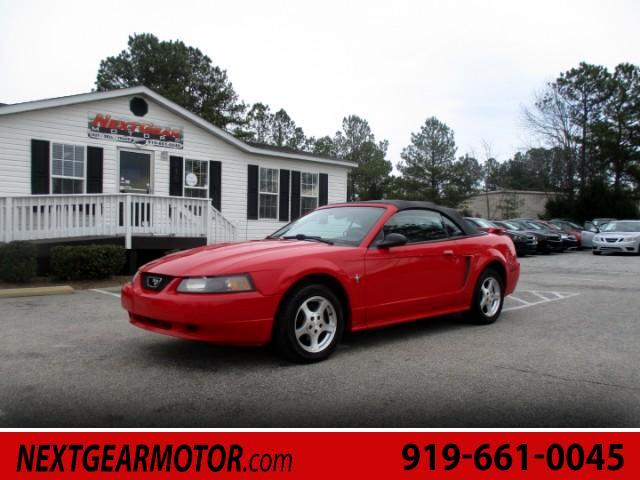 2003 Ford Mustang Deluxe Convertible