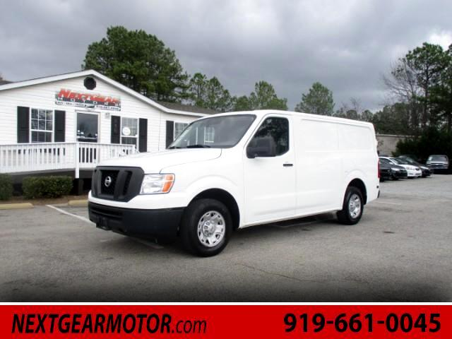 2012 Nissan NV Cargo 2500 S
