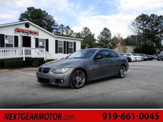 2011 BMW 3-Series 335is Manual Convertible
