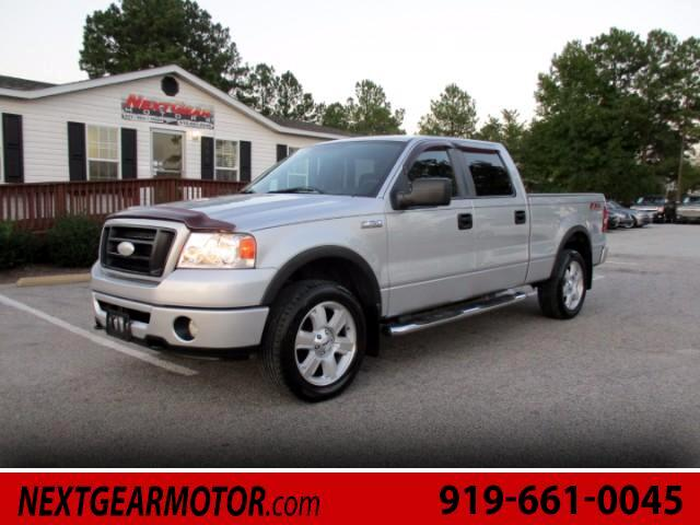 2007 Ford F-150 FX4 SuperCrew 6.5-ft Box 4WD