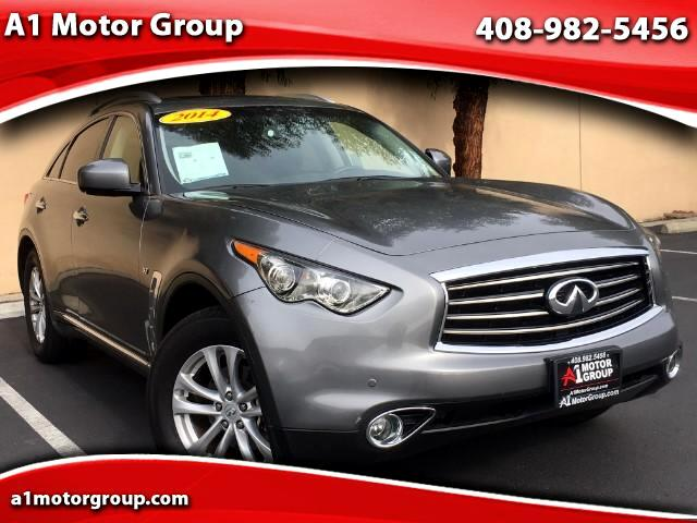 2014 Infiniti QX70 Base AWD