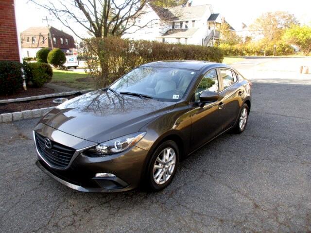 2014 Mazda MAZDA3 i Touring AT 4-Door