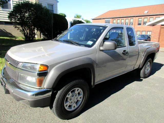 2007 Chevrolet Colorado LS Z71 Ext. Cab 4WD