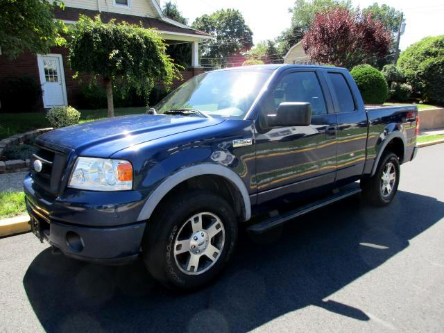 Alpine Auto Sales Stockholm Nj >> Used 2007 Ford F-150 XLT SuperCab Long Box 4WD for Sale in ...