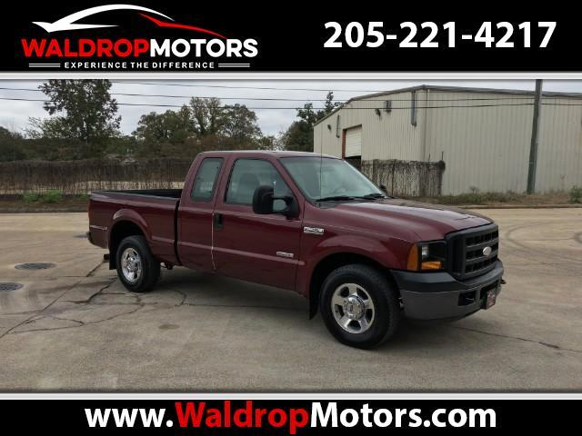 2006 Ford F-250 SD XL SuperCab 2WD