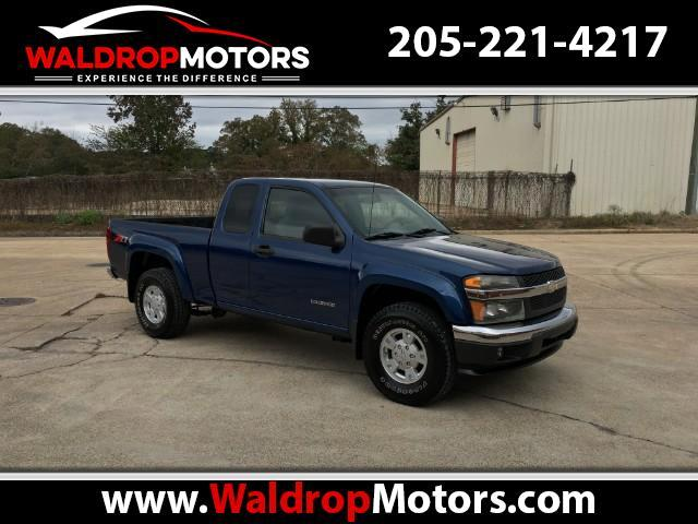 2005 Chevrolet Colorado LS Z85 Ext. Cab 2WD