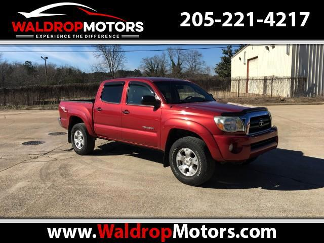 2005 Toyota Tacoma 2WD Double Cab I4 AT PreRunner (Natl)