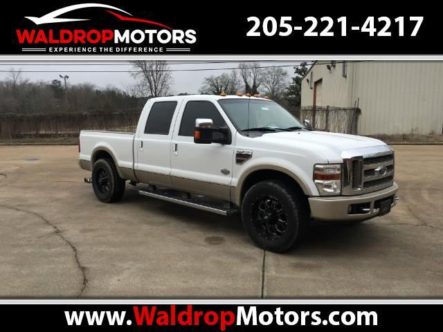 2010 Ford F-250 SD King Ranch Crew Cab 2WD