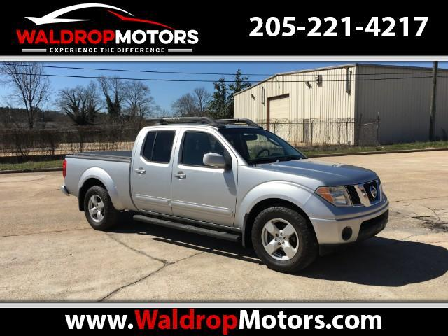 2007 Nissan Frontier LE Crew Cab Long Bed 2WD