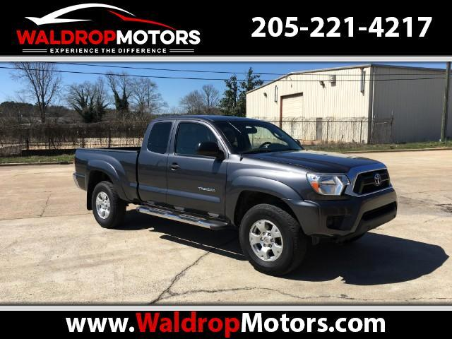 2012 Toyota Tacoma PreRunner Access Cab 2WD