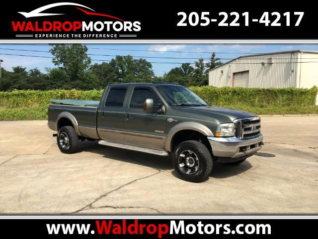 2004 Ford F-250 SD King Ranch Crew Cab 4WD
