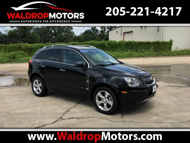 2015 Chevrolet CAPTIVA LT Base