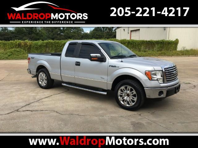 2011 Ford F-150 XLT SuperCab 2WD