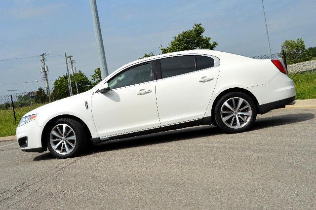 2009 Lincoln MKS FWD