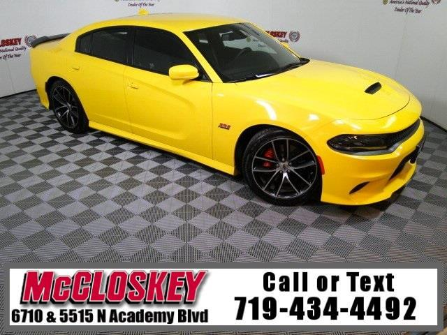2017 Dodge Charger R/T 392 Scat Pack