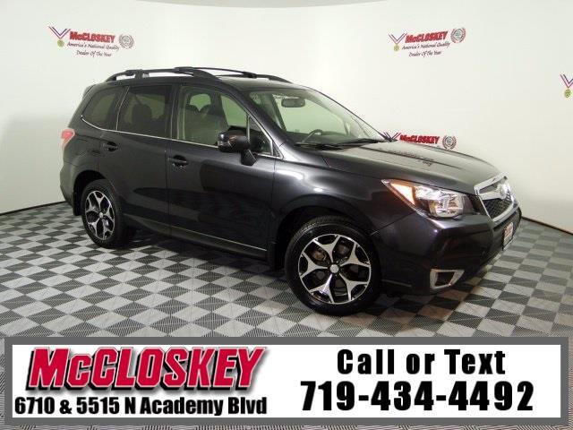 2014 Subaru Forester 2.0XT Touring One Owner AWD