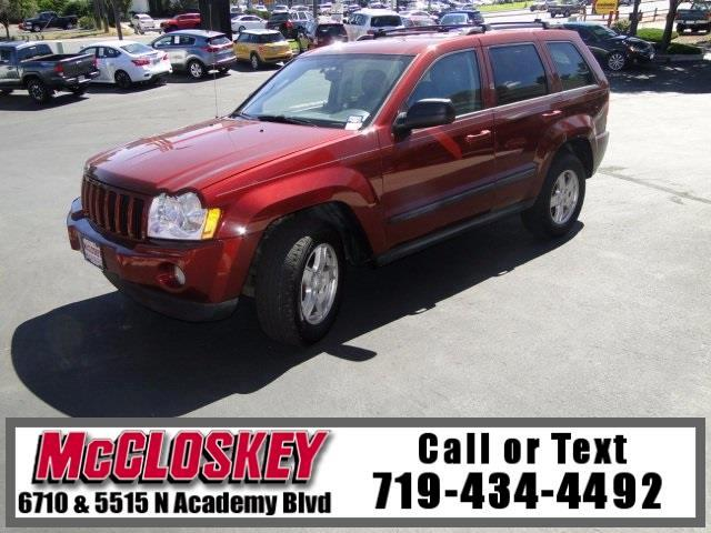 2007 Jeep Grand Cherokee Laredo 4x4 w/ Leather