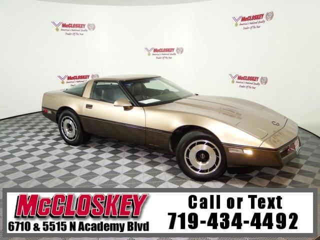 1984 Chevrolet Corvette Base Z51 Restored 4+3 OverDrive