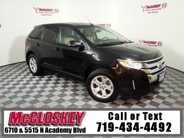 2013 Ford Edge SEL One Owner w/ Navigation
