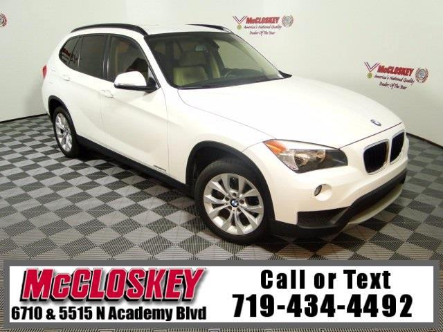 2014 BMW X1 xDrive28i AWD Twin Power Turbo