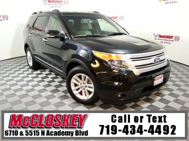 2014 Ford Explorer XLT Third Row