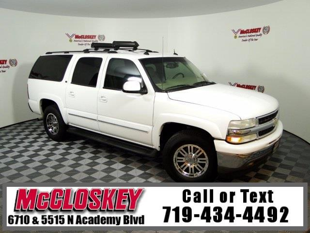 2005 Chevrolet Suburban LT Autoride W/ Leather