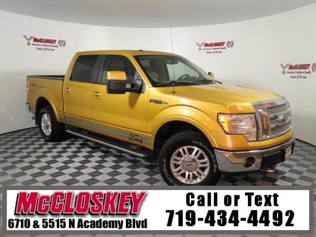 2009 Ford F-150 Lariat 4x4 Loaded