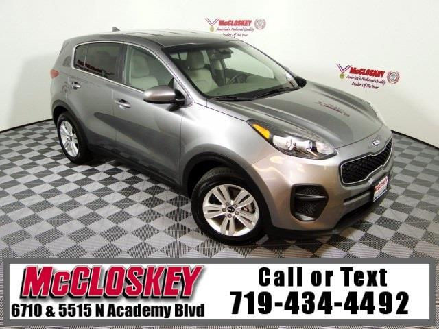 2017 Kia Sportage LX w/ Back Up Camera